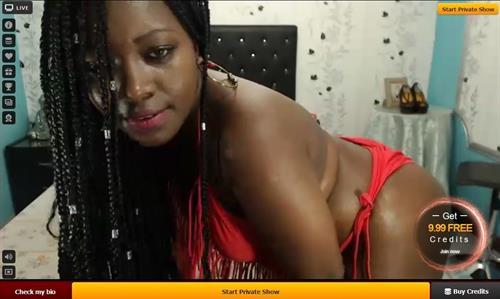 Hot black nude models on live cam shows at LiveJasmin.com