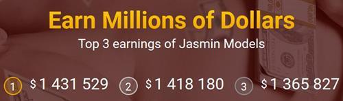 Millionaire camgirls
