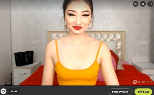 Sexy Asian cam models host cheap private cam shows at Stripchat.com