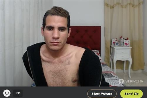 Use a gift card to pay for 1on1 live sex gay chat at Stripchat.com