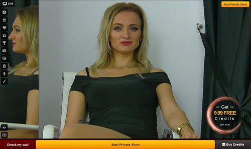 Hot cougar cam model on LiveJasmin.com