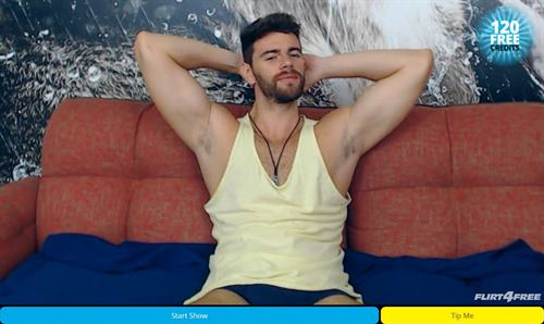Gay sex chat with top Internet webcam models on Flirt4Free.com
